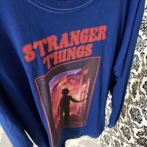 Stranger Things long sleeve tee